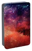 Planetary Soul Violet Portable Battery Charger