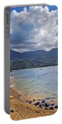 Play Time In Princeville Portable Battery Charger