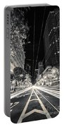 Playing In Traffic Blackout Portable Battery Charger