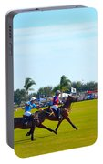 Playing Polo Portable Battery Charger