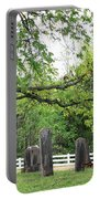 Pleasant Forest Cemetery Portable Battery Charger