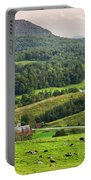 Pleasant Valley Countryside Portable Battery Charger