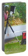 Plein Air L'automne Portable Battery Charger