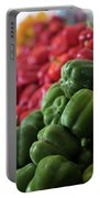 Plethora Of Peppers Portable Battery Charger