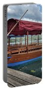 Pletna Boats Of Lake Bled Portable Battery Charger