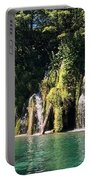 Plitvice Falls Portable Battery Charger
