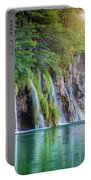 Plitvice Sunburst Portable Battery Charger