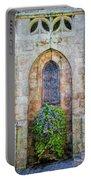 Plumergat, Brittany,france, Parish Church Window Portable Battery Charger
