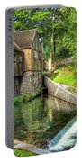 Plymouth Grist Mill Portable Battery Charger