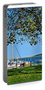 Plymouth Harbor Portable Battery Charger