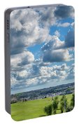 Plymouth Hoe And Smeatons Tower Portable Battery Charger