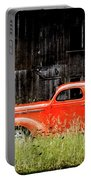 Plymouth Hot Rod Portable Battery Charger