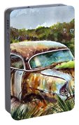 Plymouth On The Rocks Portable Battery Charger