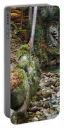 Podgorna Waterfall In Przesieka Portable Battery Charger