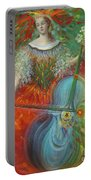 Poiesis I Art Portable Battery Charger
