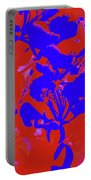 Poinciana Flower 4 Portable Battery Charger