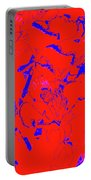 Poinciana Flower 5 Portable Battery Charger