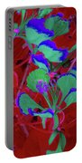 Poinciana Flower 8 Portable Battery Charger