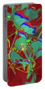 Poinciana Flower 9 Portable Battery Charger