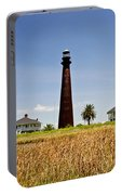 Point Bolivar Lighthouse Portable Battery Charger