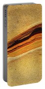 Point Lobos Abstract 111 Portable Battery Charger