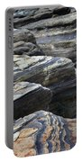 Point Lobos Rocks 2 Portable Battery Charger