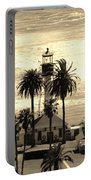 Point Loma Lighthouse Portable Battery Charger