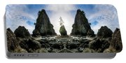 Point Of The Arches Reflection Portable Battery Charger
