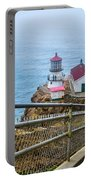 Point Reyes Lighthouse Portable Battery Charger