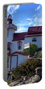 Pointe Au Baril Lighthouse Portable Battery Charger