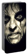 Poison Alice Cooper Portable Battery Charger