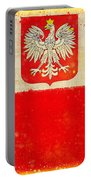 Poland Flag Portable Battery Charger