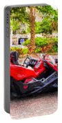 Polaris Slingshot Sl Tricycle Portable Battery Charger