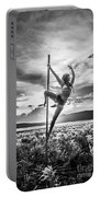 Pole Dance Reach Hdr Portable Battery Charger