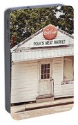 Polk's Meat Market Portable Battery Charger