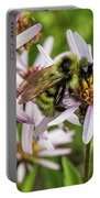 Pollen Gathering Portable Battery Charger