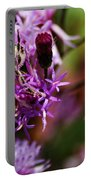 Pollen Powdered Bee Portable Battery Charger