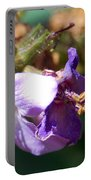 Pollinating 3 Portable Battery Charger