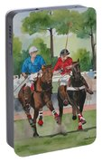 Polo In The Afternoon 2 Portable Battery Charger