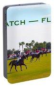Polo Match Florida Portable Battery Charger