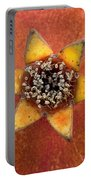Pomegranate Blossom End Portable Battery Charger