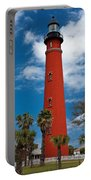 Ponce Inlet Lighthouse Portable Battery Charger