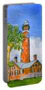 Ponce Lighthouse Portable Battery Charger