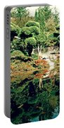Pond Of Mirrors Portable Battery Charger