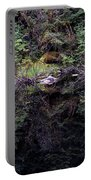 Pond Reflections -- Tongass National Forest Alaska Portable Battery Charger