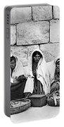 Ponfils 1898 Arab Women Portable Battery Charger
