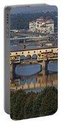 Ponte Vecchio - Florence Portable Battery Charger
