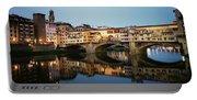 Ponte Vecchio Portable Battery Charger