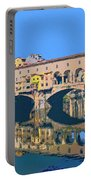 Ponte Vecchio Florence Portable Battery Charger