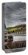 Pontsticill Reservoir Valve Tower Portable Battery Charger